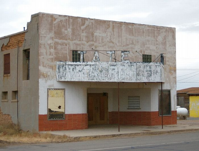 Abandoned U.S. Theaters