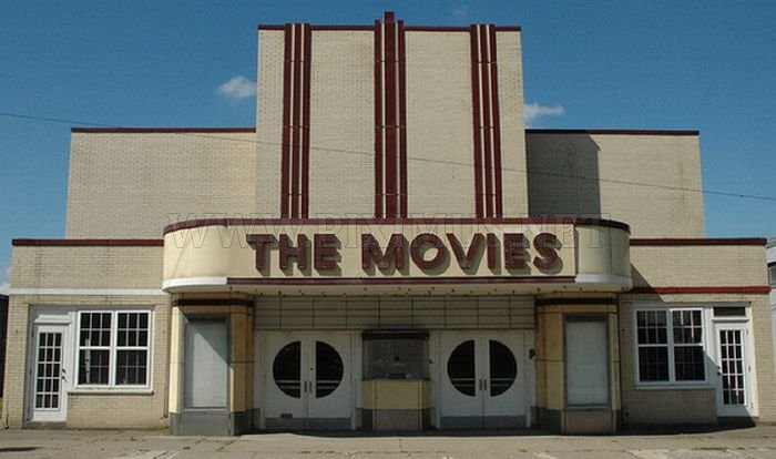 Abandoned U.S. Theaters