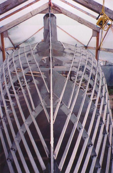 Self-Build Boat