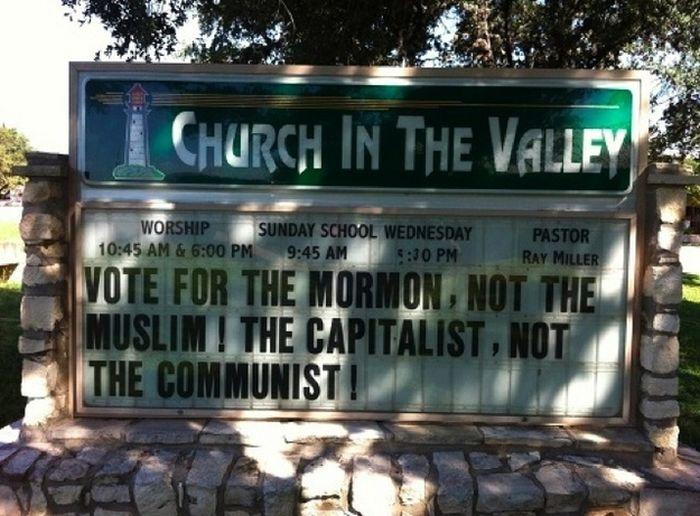 Awkward Church Signs