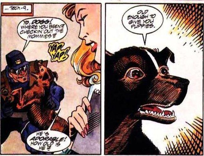 Funny Comics Moments