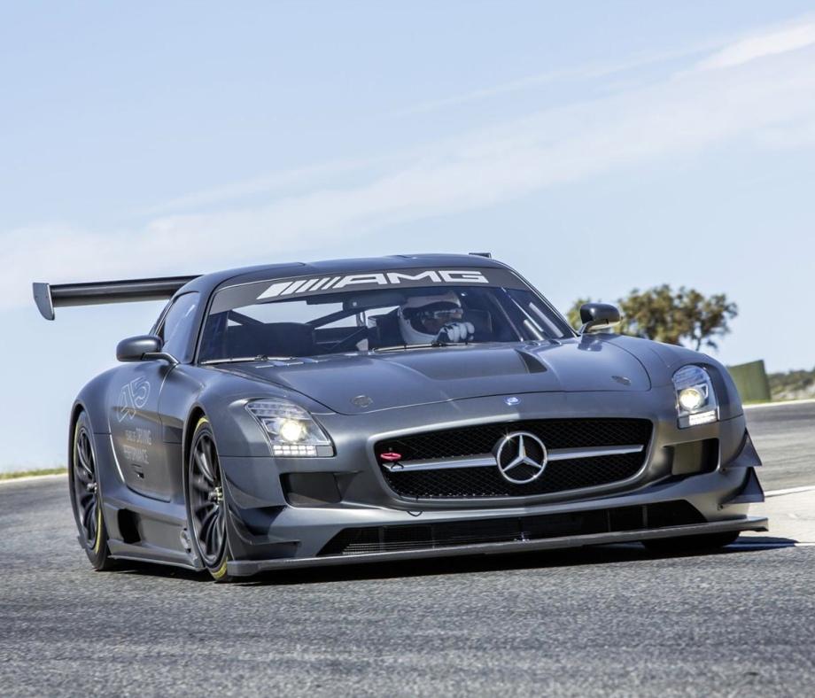 Mercedes Benz Sls Amg Gt3 Part 2 Vehicles