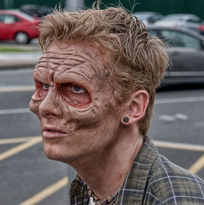 The Best of Zombie Makeups