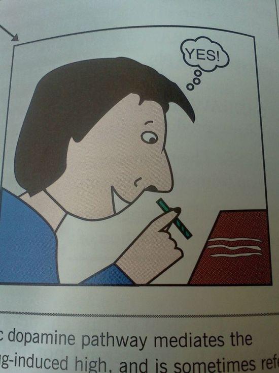 Strange Things In Textbooks