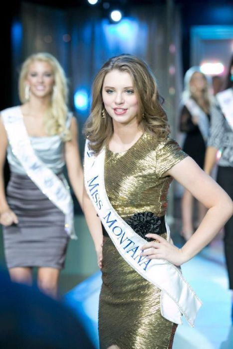 Photos of Alexis Wineman, Miss Montana