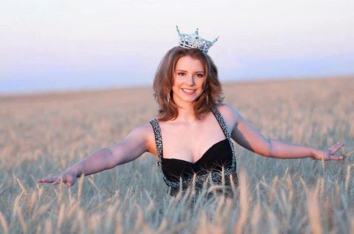 Photos of Alexis Wineman, Miss Montana