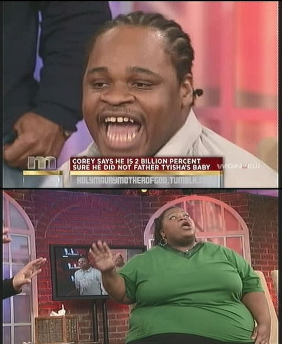 """The Best Moments on """"The Maury Show"""""""