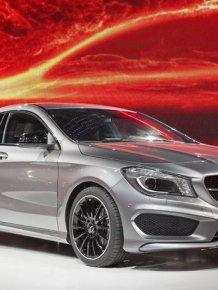 Mecedes-Benz CLA-Class