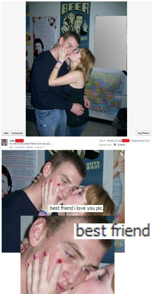 Welcome to the Friendzone, part 2