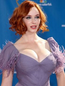 Photos of Christina Hendricks
