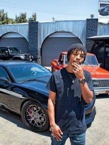 Garage rapper Lupe Fiasco