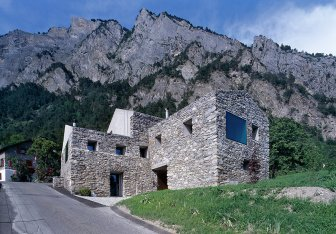 Rural house in 1814 in Switzerland