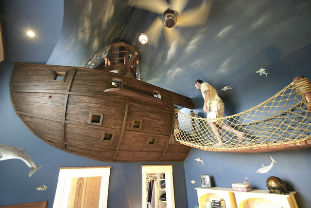 The most awesome kids bedroom ever