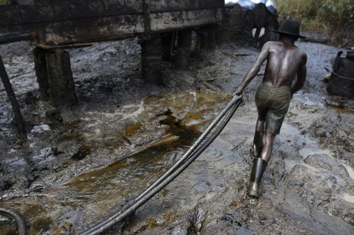 Oil Bunkering In Nigeria