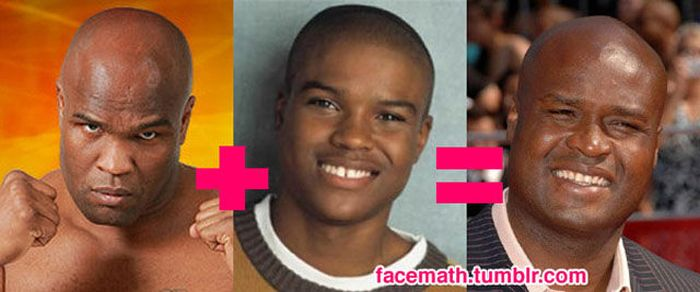 Facemath - Famous Faces Come Together