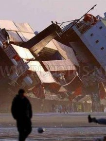 Abandoned and Wrecked Ships