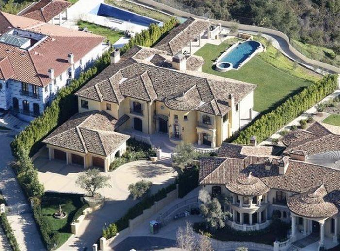 Kim Kardashian's House