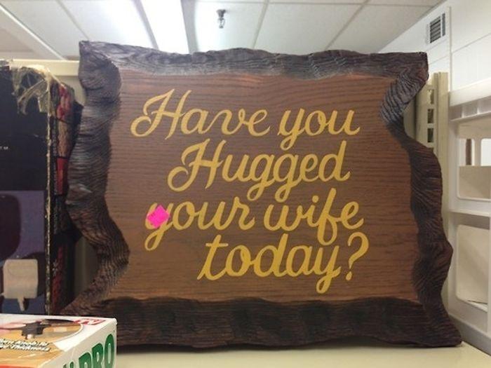 Awkward Thrift Shop Items
