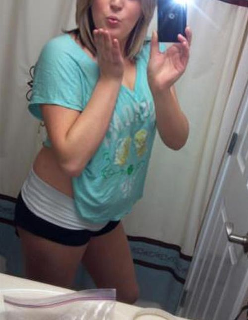 Funny and Really Bad Self Shots
