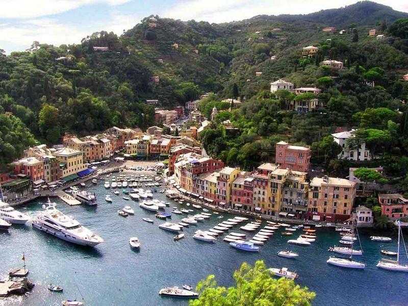 Very Cozy Italian Towns