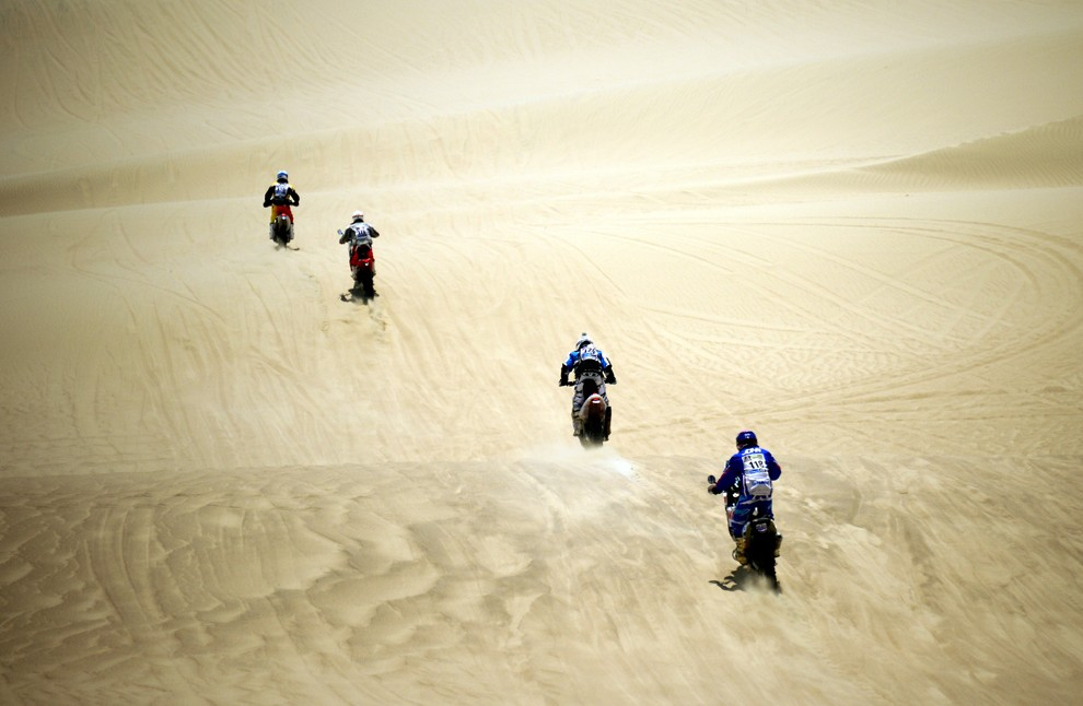Dakar Rally 2013, part 2013