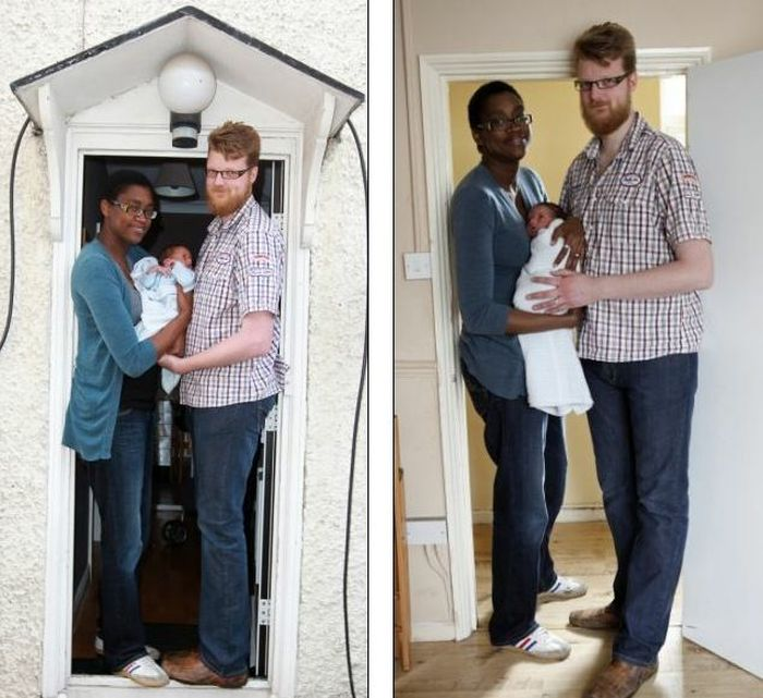The Tallest Parents in the World