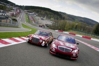 Mercedes-Benz S-class AMG Legend