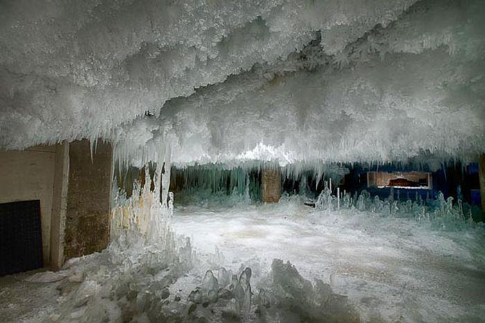 Defrosting a Frozen Building
