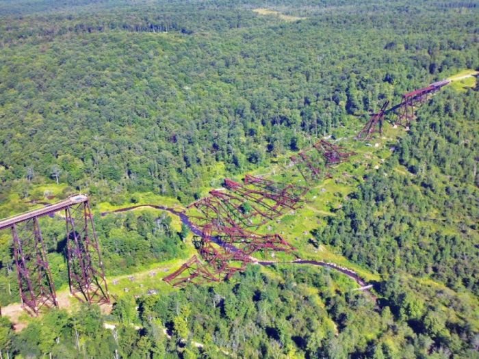 Photos Taken by a Helicopter Pilot