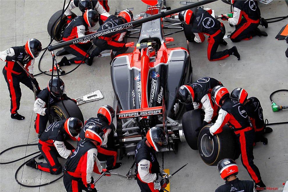 Formula 1 Malaysian Grand Prix 2011, part 2
