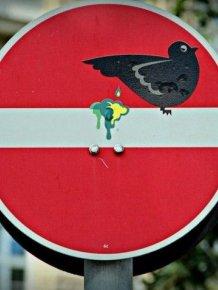Unusual signs
