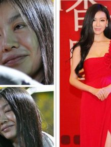 Hong Kong and Chinese Actresses Without Makeup