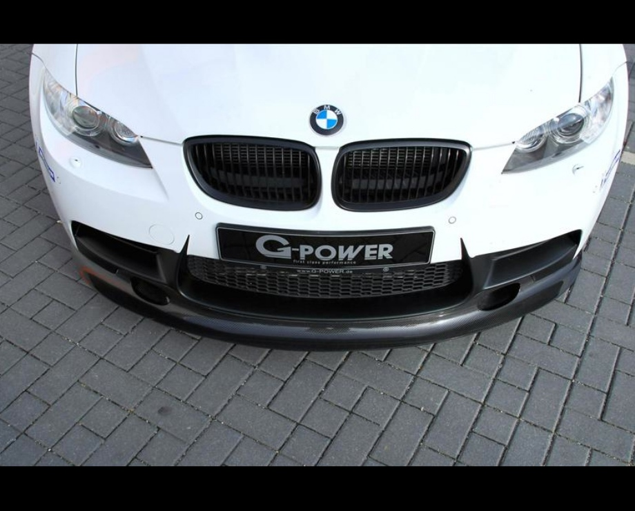 BMW M3 G-power with 720hp