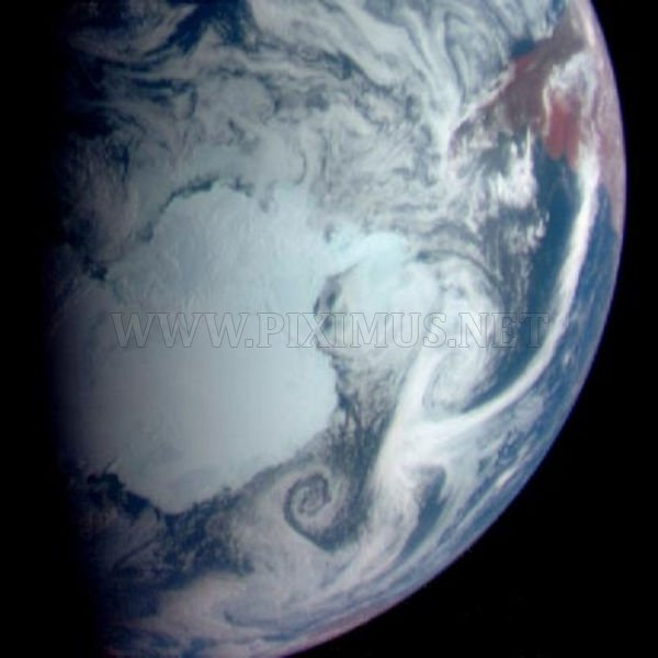 Photos of Planet Earth Taken from Outer Space