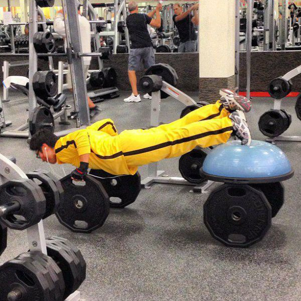 Funny Gym Moments