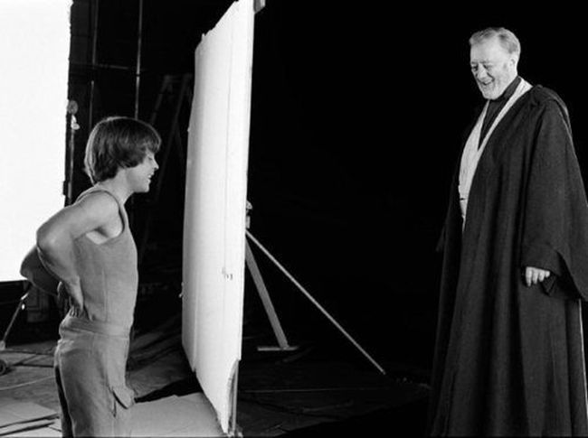 On the Set of Great Movies