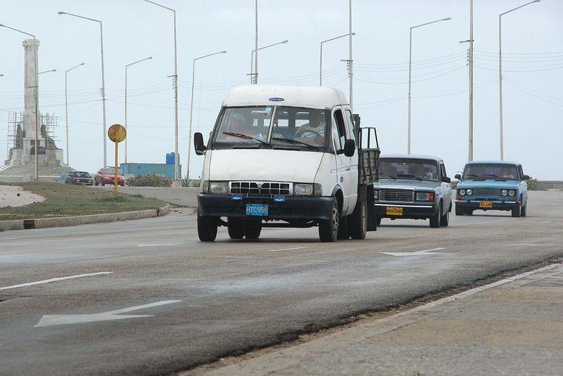 Russian cars in Cuba, part 2