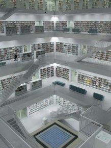 Stuttgart City Library