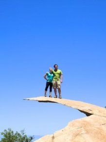 Potato Chip Rock Photos