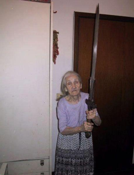 Badass Grandmas