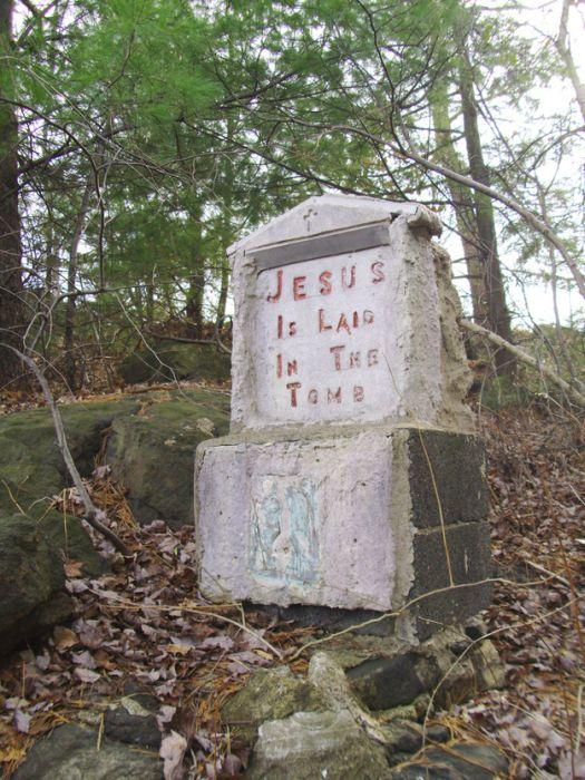 Abandoned Bible Theme Park