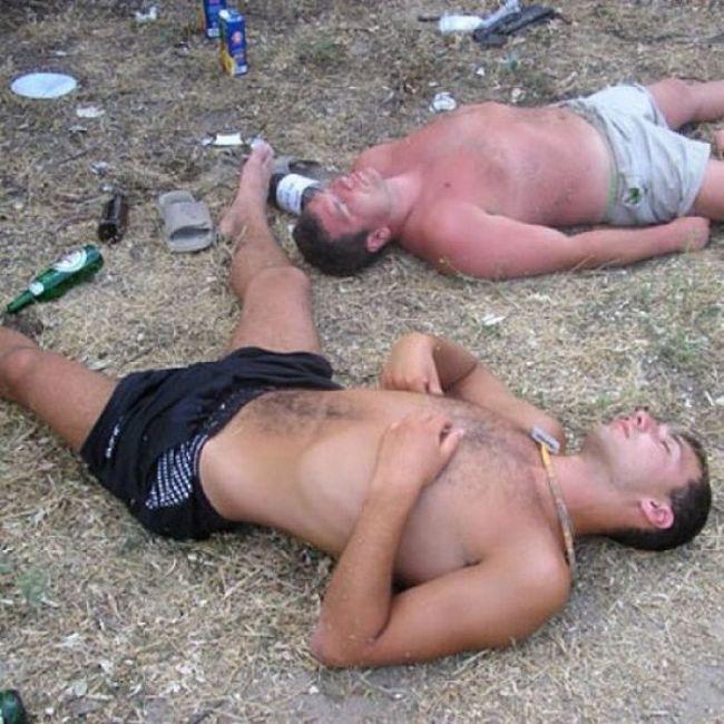 술 취한 사람들은 재미 있습니까