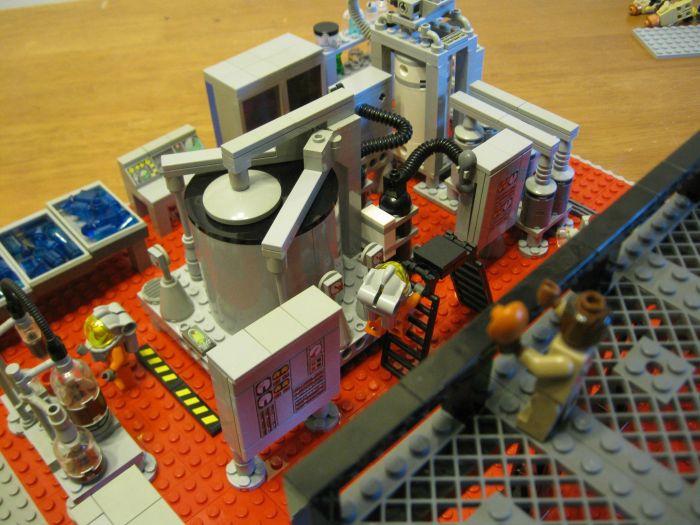 'Breaking Bad' in Lego