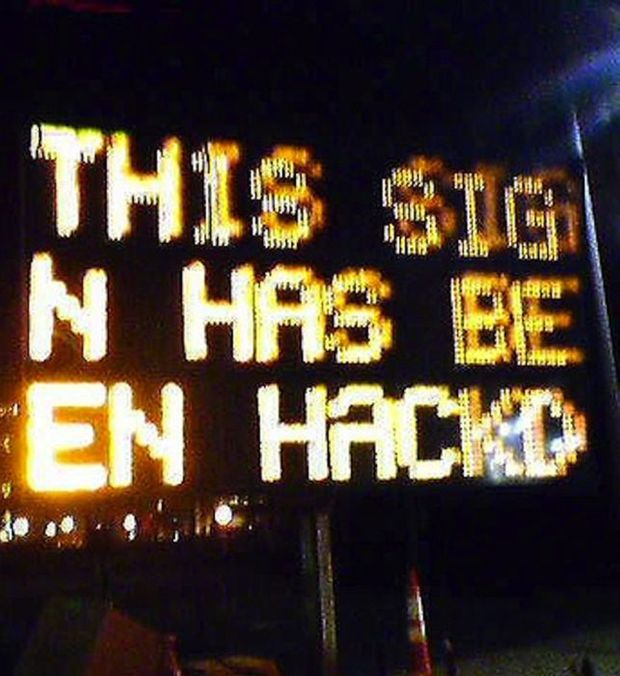 The Best Hacked Street Signs