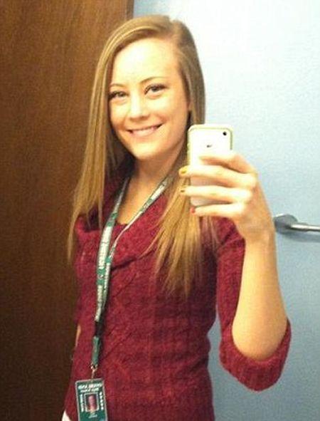 High School Teacher from Colorado Carly McKinney