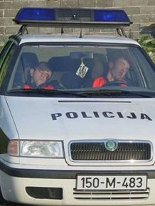 Cops from Around the World