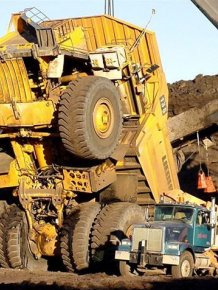Accidents with heavy duty vehicles