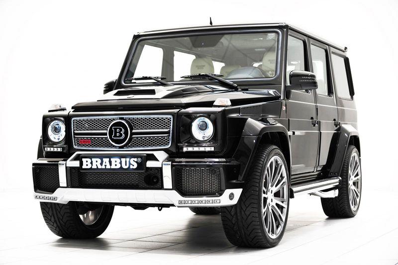 Mercedes G800 by Brabus