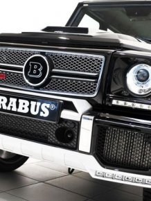 Mercedes G800 by Brabus