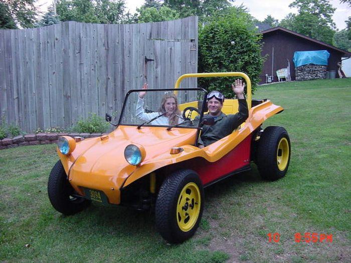Fictional Vehicles IRL